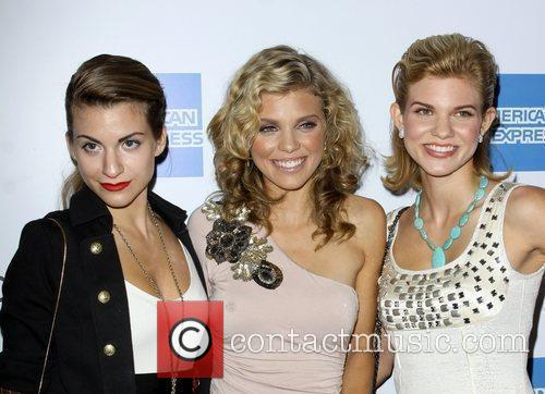 Rachel McCord, AnnaLynne McCord, and Angel McCord...