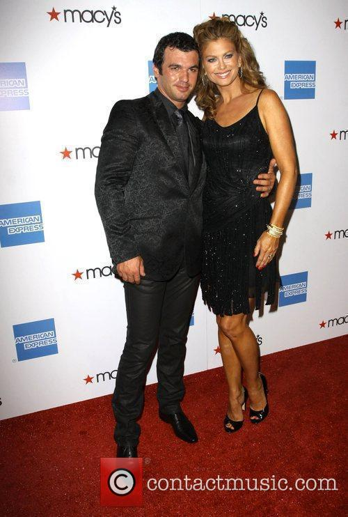 Tony Dovolani and Kathy Ireland 2