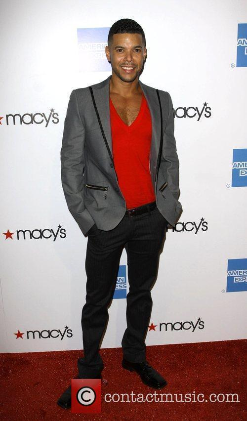 Wilson Cruz 2009 Macy's Passport fashion show held...