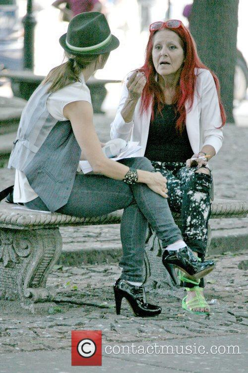 Patricia Field and Sex And The City 4