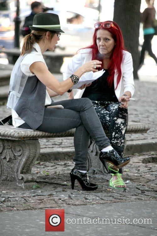 Patricia Field and Sex And The City 3