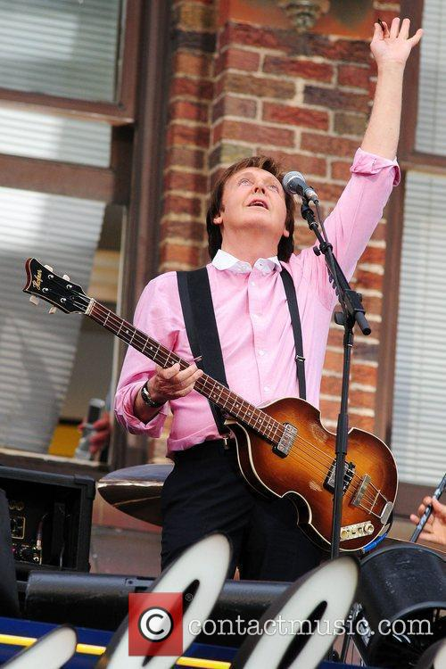 Sir Paul McCartney, CBS and David Letterman 38