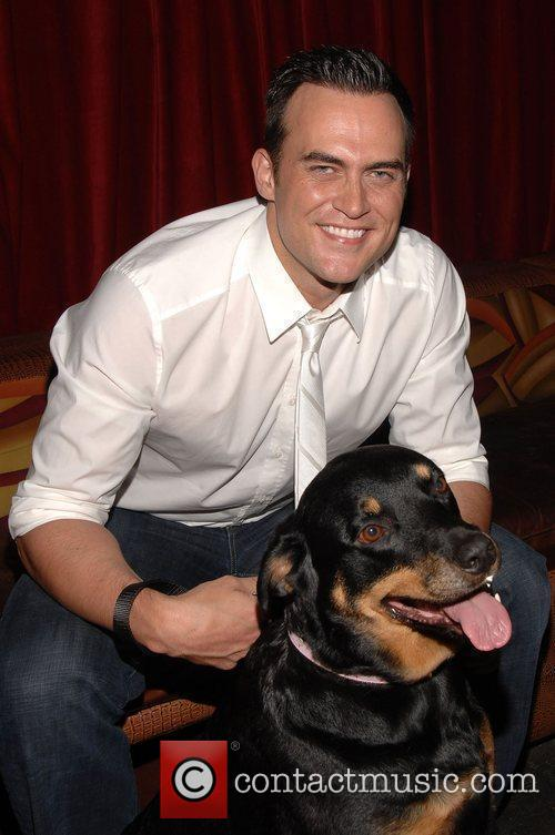 Cheyenne Jackson Wendy Diamond's 10th Annual Paws For...