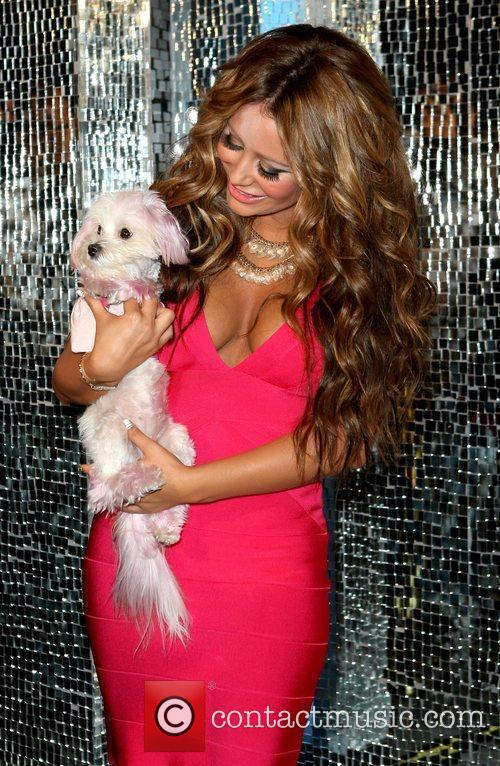 Aubrey O'day Takes To The Stage As The Peep Diva In Peepshow At Planet Hollywood 6