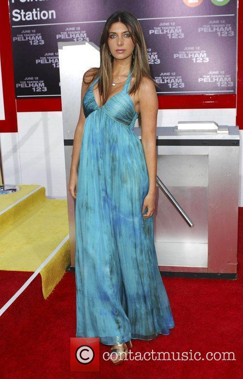 Brittney Gastineau Los Angeles Premiere of 'The Taking...