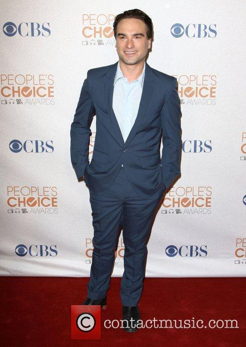 Johnny Galecki People's Choice Awards 2010 Nomination Announcement...