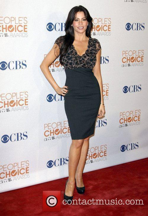 Sofia Vergara People's Choice Awards 2010 Nomination Announcement...