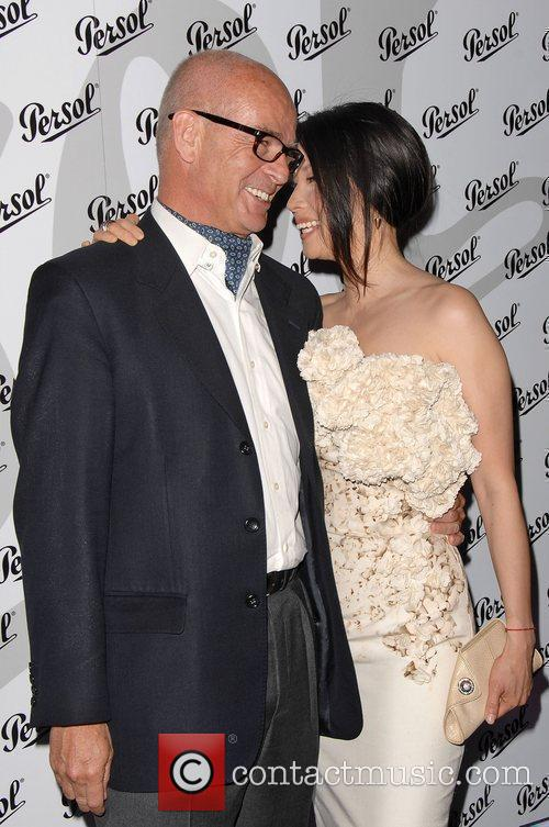 Lucy Liu and Pierre 6
