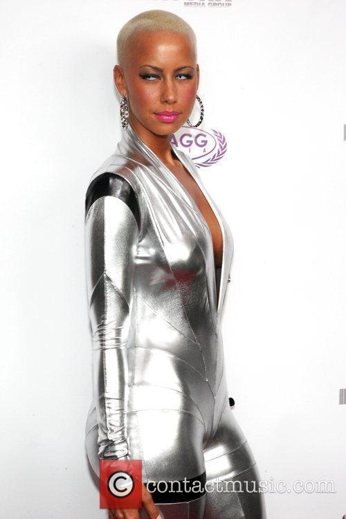 Cover model Amber Rose launches Persona magazine at...