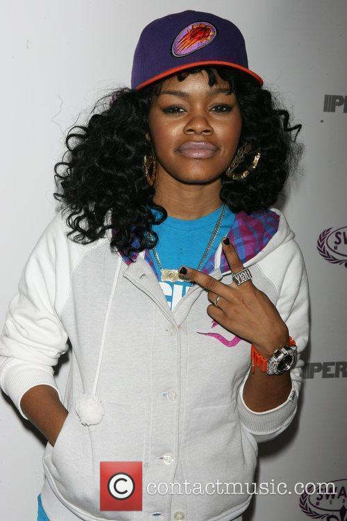 Teyana Taylor Launch of Persona magazine at the Griffin | Teyana ...