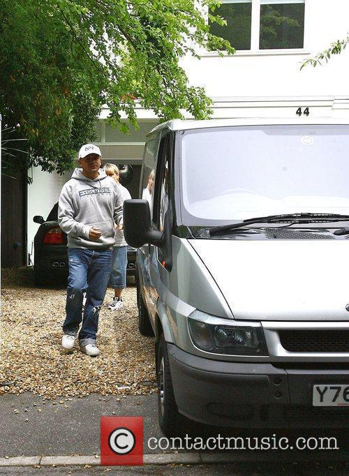 Peter Andre's Brother Peter Andre moves into his...