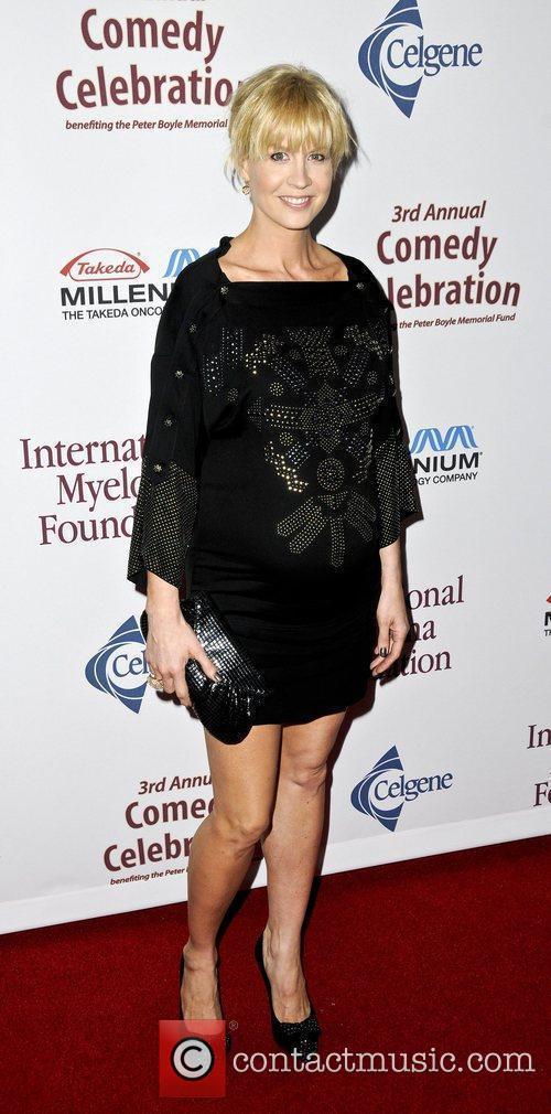 Jenna Elfman Ray Romano Hosts the International Myeloma...