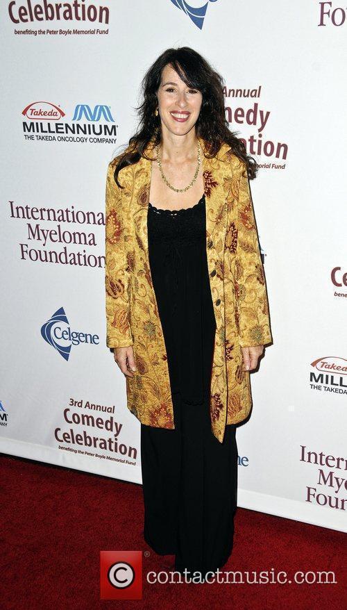 Maggie Wheeler Ray Romano Hosts the International Myeloma...