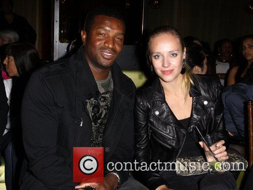 Roger Cross and guest Peter Phan Launches Fashion...