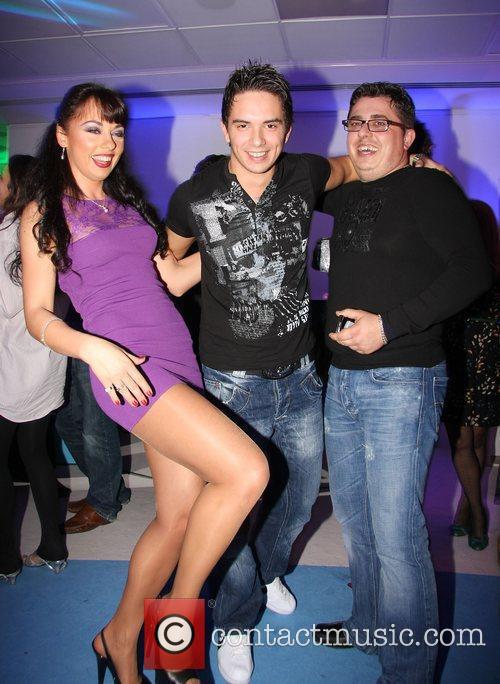 Darius Bleu, Monica Irimia and Guest Peugeot BB1...