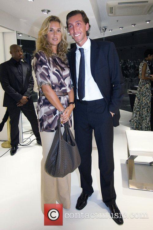 German designer Philipp Plein opens his first monobrand...
