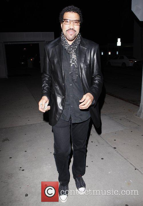 Leaving Philippe Chow Restaurant in West Hollywood