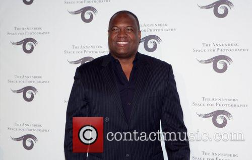 Former NFL football Player Rodney Peete Opening of...