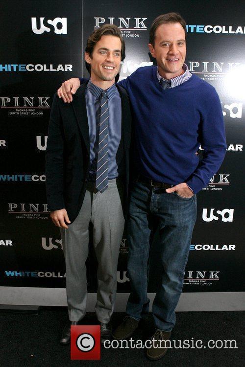 Matt Bomer and Tim DeKay USA Network's 'White...