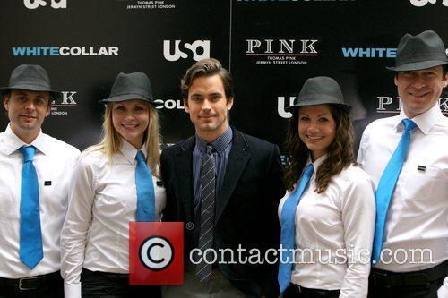 Matt Bomer and Thomas Pink models USA Network's...