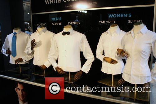 Thomas Pink shirts USA Network's 'White Collar Shirt...