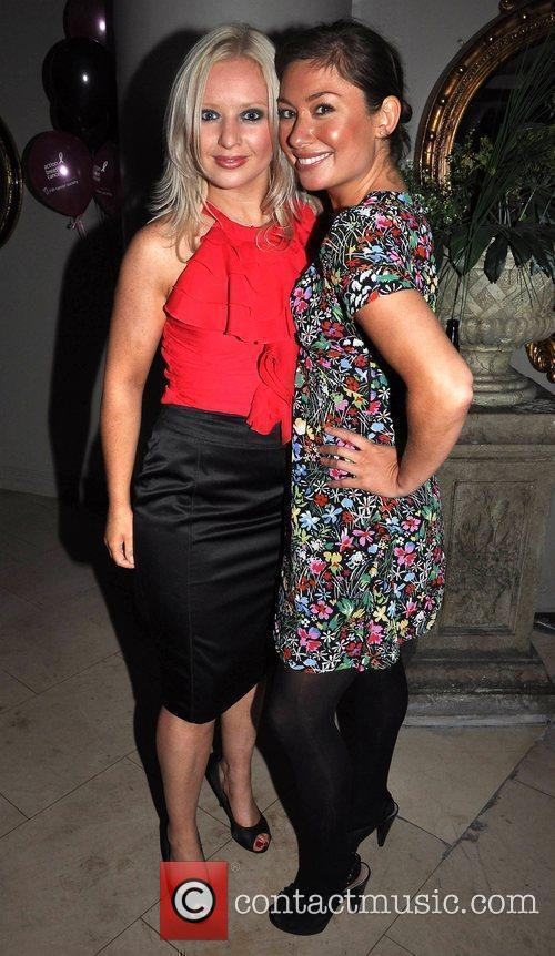 Claire Malone and Leigh Arnold The Pink &...
