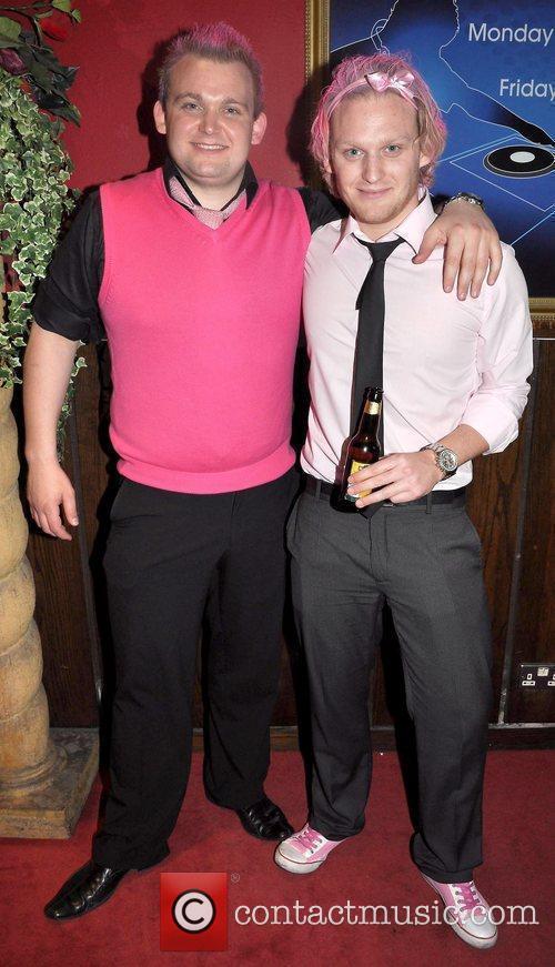 Ivano Cafolla and Paolo Cafolla The Pink &...