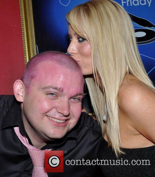 Ivano Cafolla, girlfriend Sarah Carty The Pink &...