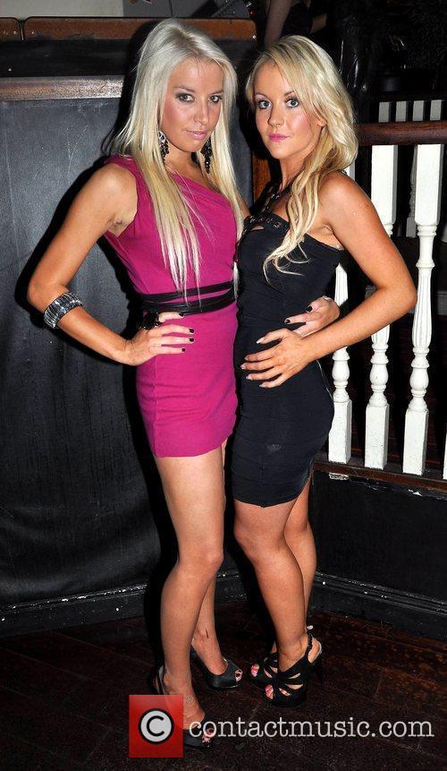 Jenni Murphy and Zoe Quinn The Pink &...
