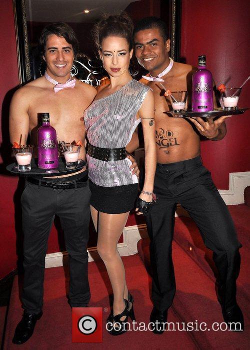 Jules Bacleco, Rachel Montague and Flavio Mattos The...