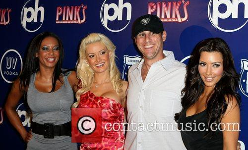 Mel B, Holly Madison and Las Vegas 1