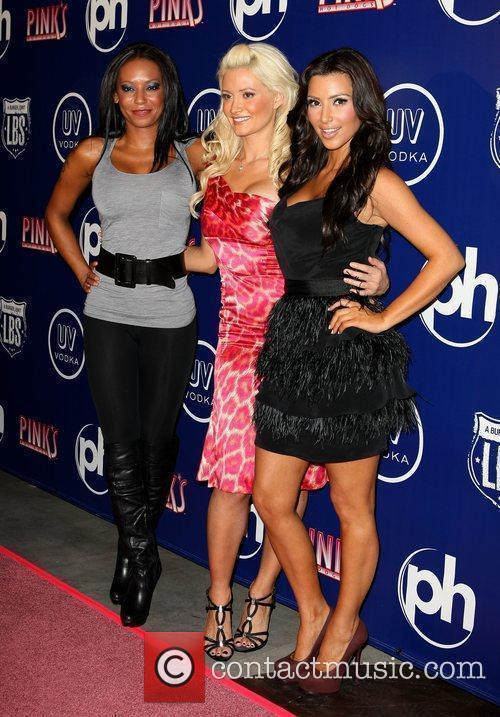 Mel B, Holly Madison and Las Vegas 2