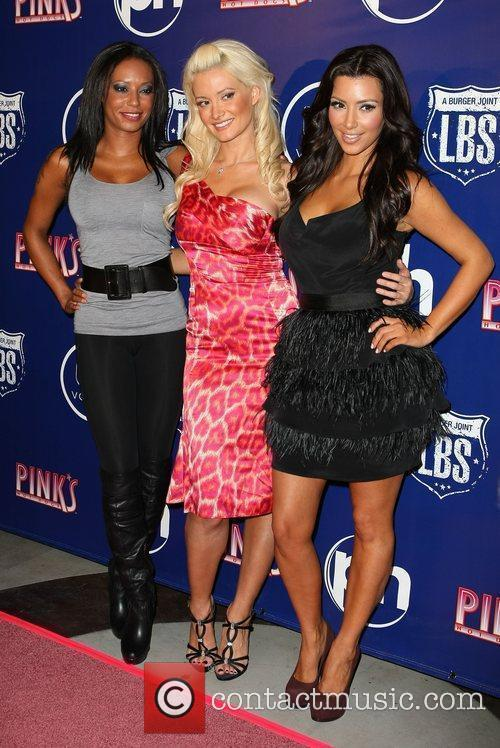 Mel B, Holly Madison and Las Vegas 3