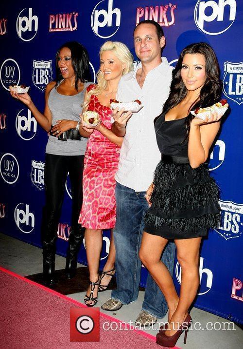 Mel B, Holly Madison and Las Vegas 4