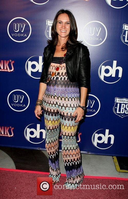 Melissa Richardson Pink's Hot Dogs Las Vegas opens...