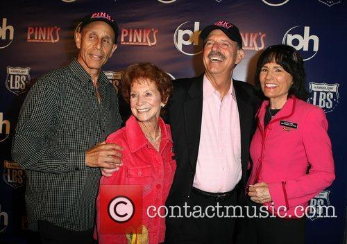 The Pink Family Pink's Hot Dogs Las Vegas...