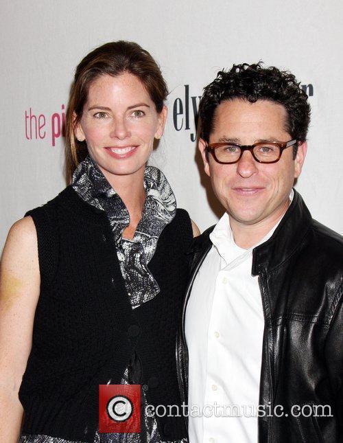 Katie Mcgrath and Jj Abrams 4
