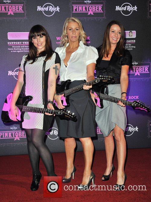 PINKTOBER Concert - launch held at Hard Rock...
