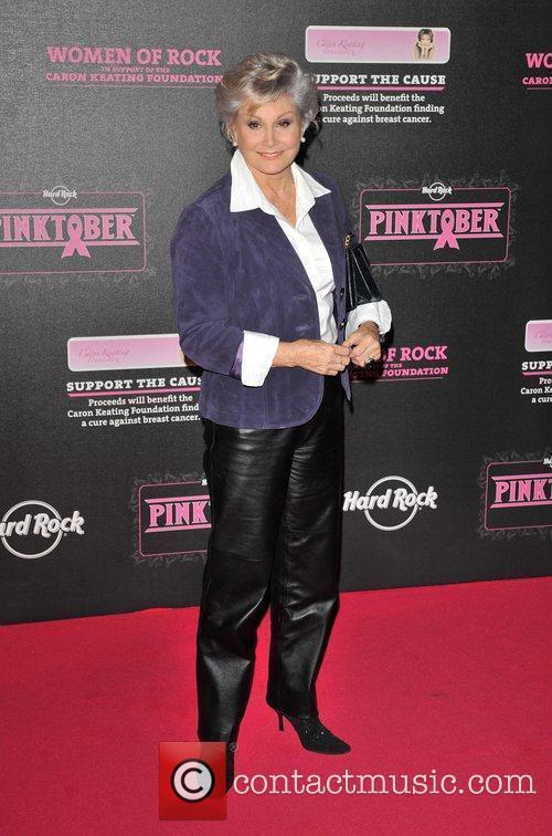 Hard Rock Pinktober Women of Rock concert held...