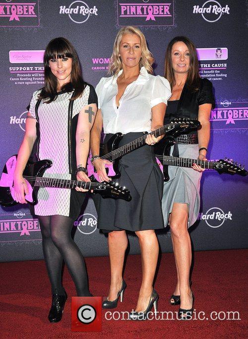 PINKTOBER presents Women of Rock charity concert Concert...