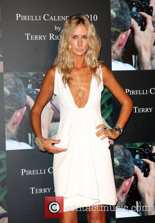 Lady Victoria Hervey Launch of Pirelli calender 2010...
