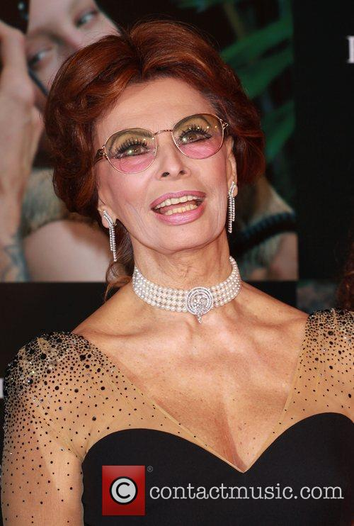 Sophia Loren To Star On Screen After A Decade Off