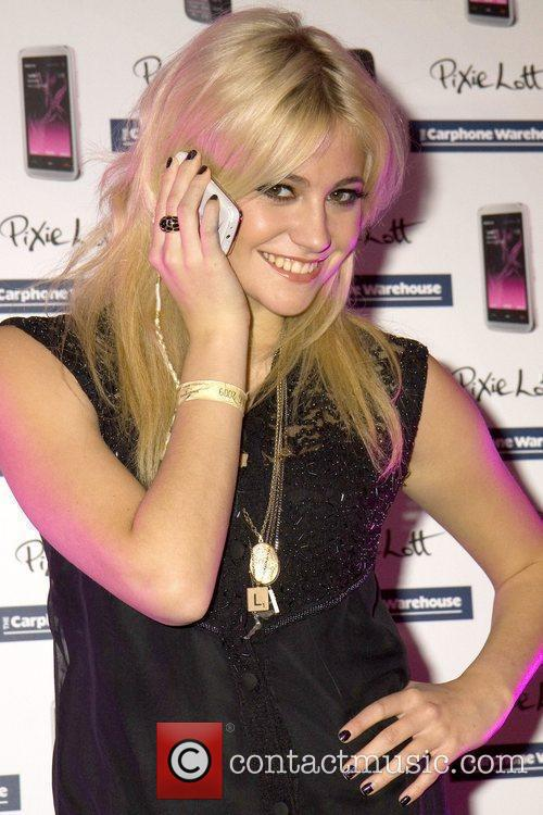 Helps launch the new 'Nokia Illuvial Pink Collection'...