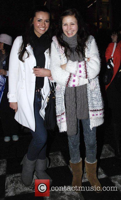 Jemma Lousie Coleman and Sophie Powells  Christmas...
