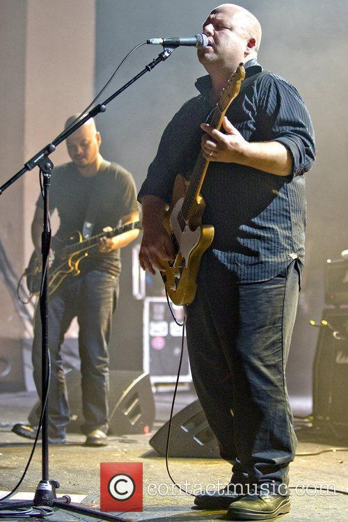 Black Francis Pixies performing live at Brixton Academy...