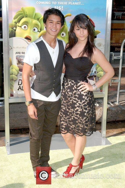 Premiere of 'Planet 51' at the Mann Village...