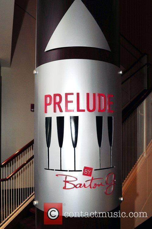 Grand opening of Prelude by Barton G restaurant...