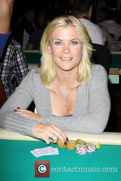 Alison Sweeney The Children's Institute hosts 'Poker For...