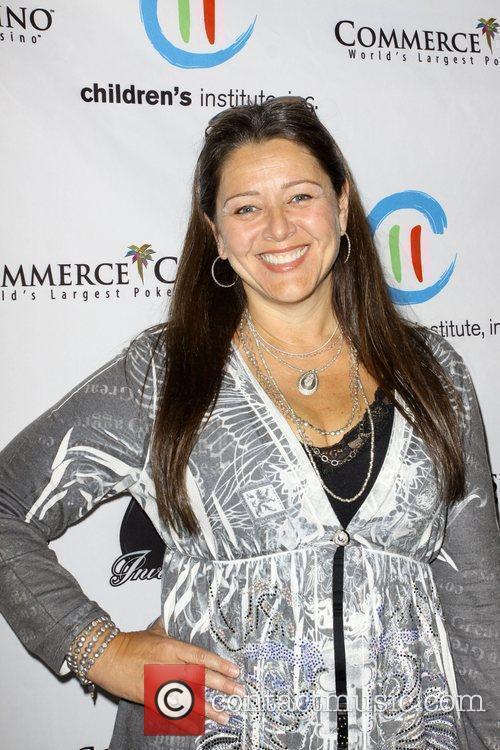 Camryn Manheim The Children's Institute hosts 'Poker For...