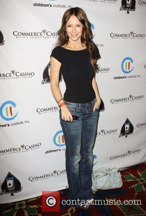 Jennifer Love Hewitt The Children's Institute hosts 'Poker...